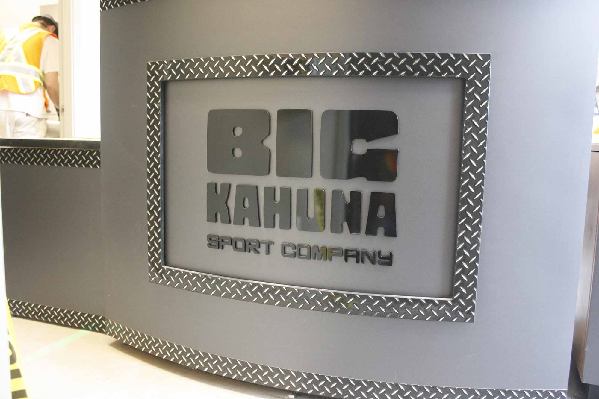 Big Kahuna Reception logo