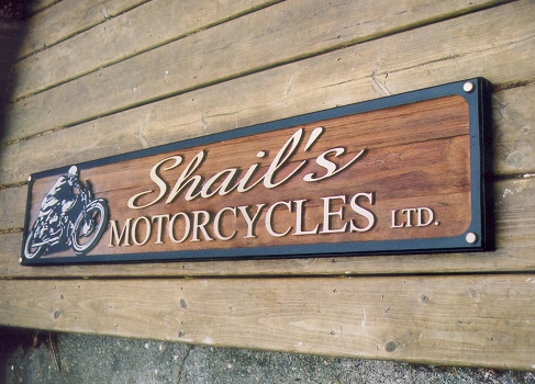 cedar - shails motorcycles