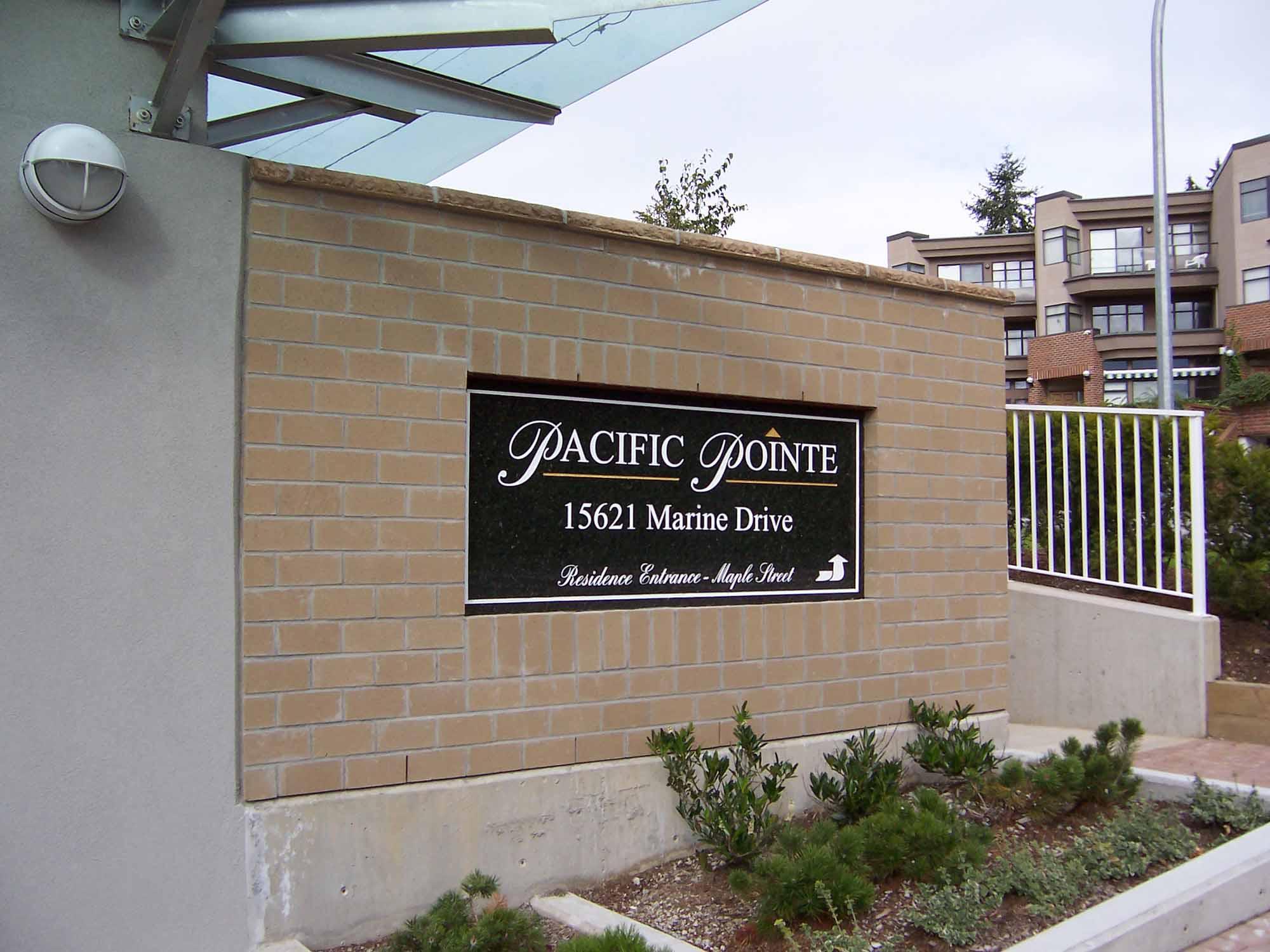 pacific pointe granite
