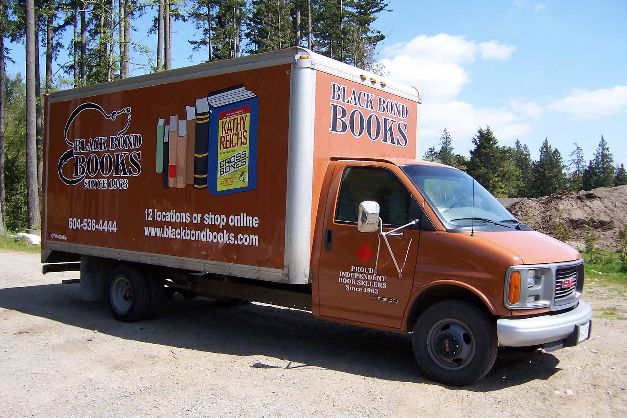 Blackbond truck