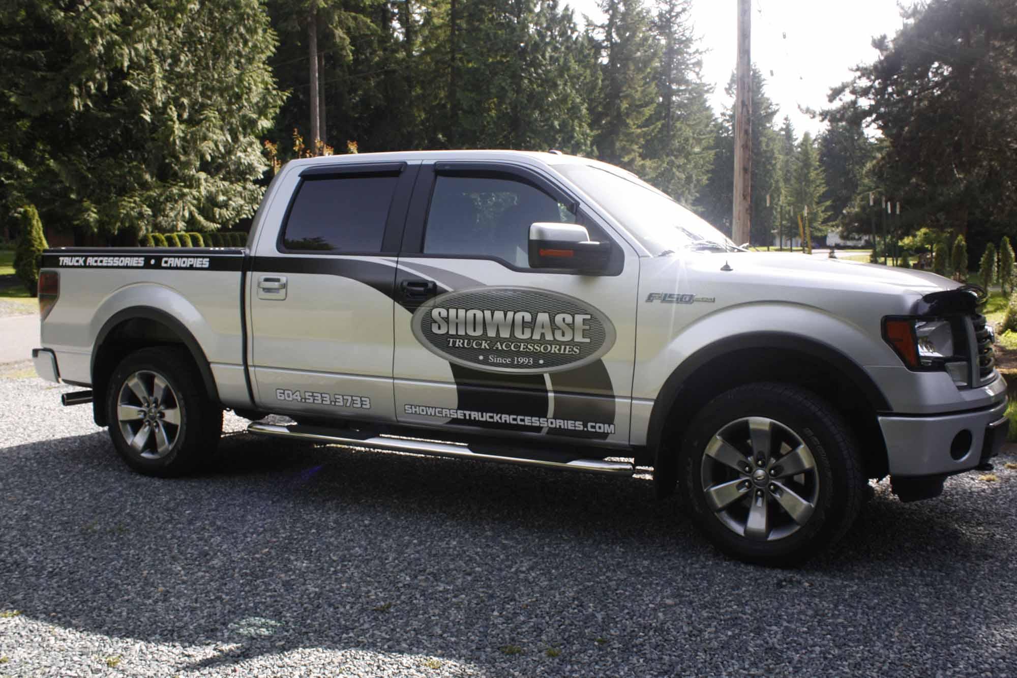 showcase truck